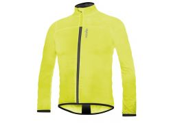 RH+ ACQUARIA PACK SHELL JACKET YEL FLUO